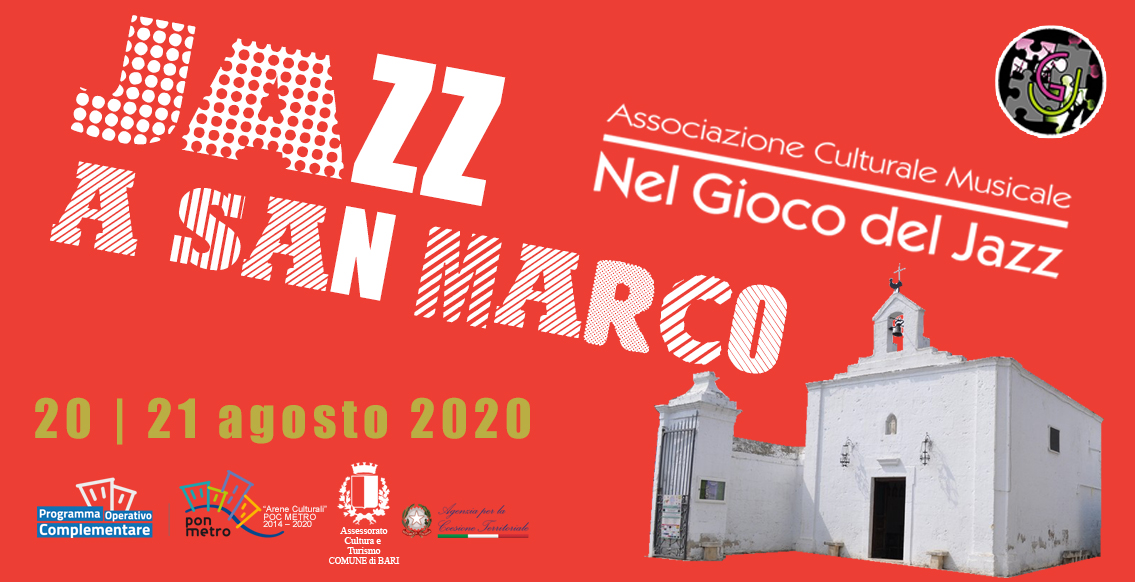 jazz Bari, Japigia, Nel Gioco Del Jazz, Musica, rassegne, concerti, musica jazz a Bari, musica a Bari